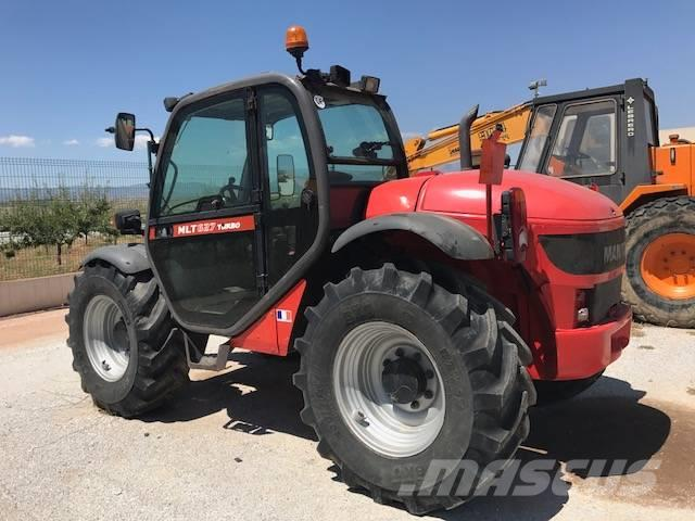 Manitou MLT 627 T