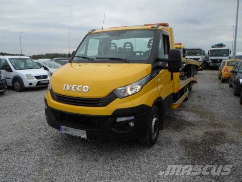 Iveco Daily 35S18 TOW TRUCK