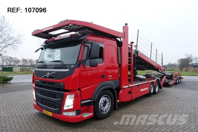 Volvo FM500 6X2 EURO 6  KASSBOHRER METAGO WITH SUPERTRAN