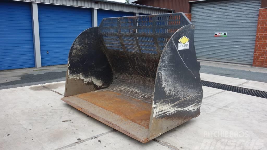 Hekamp JCB S-260 D150 H160