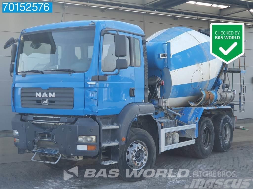 MAN TGA 33.400 6X4 Manual Big-Axle Steelsuspension Int