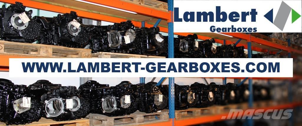 [Other] Different Truck Gearboxes / Verschiedene LkW Getri
