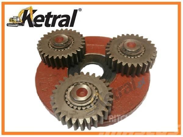 Case 1288 Gear Reduction set Final drive Travel motor