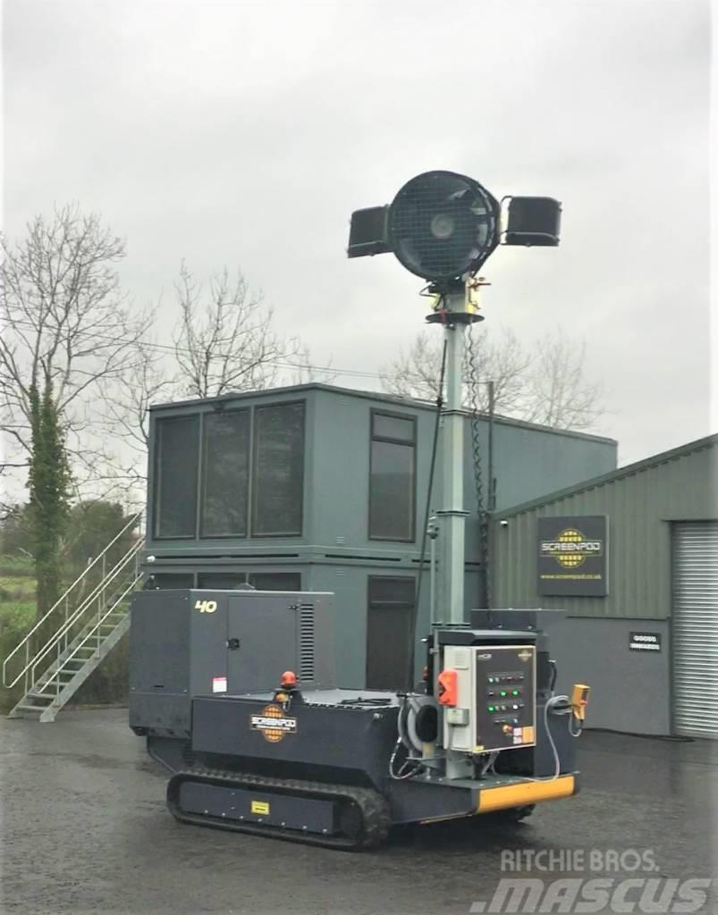 [Other] Screenpod S65 Telescopic Dust Cannon