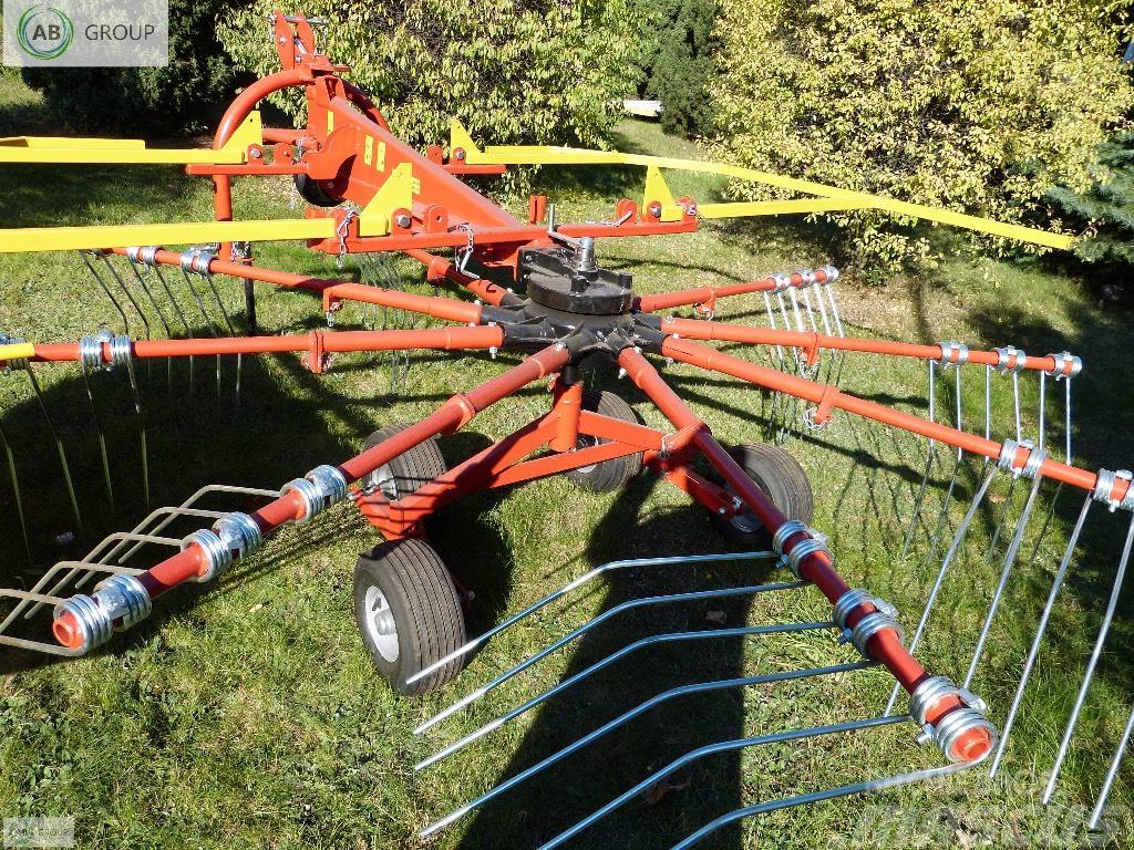 Pomarol Schwader Z-540, 3m / Zgrabiarka 3m