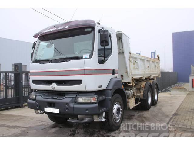 Renault KERAX 370 DCI 6x4