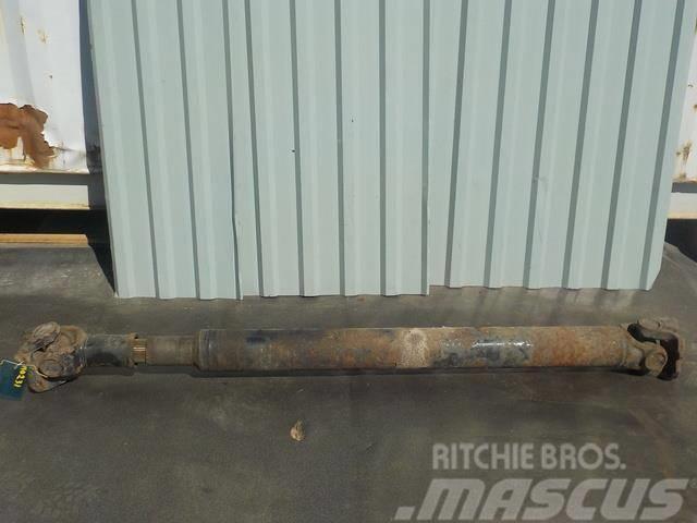 Iveco Stralis Main prop shaft 41210211 41210214