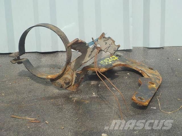 MAN TGA Steering oil reservoir bracket 81473405073