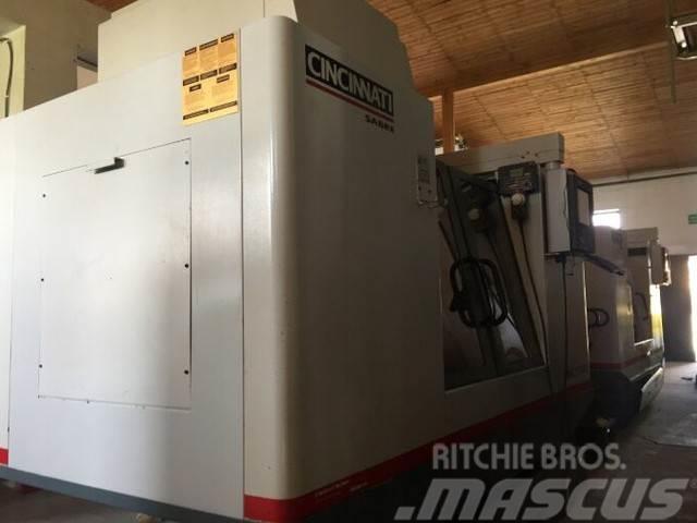 [Other] ITK Cincinnati ARROW 1000 - Milling Machine CNC