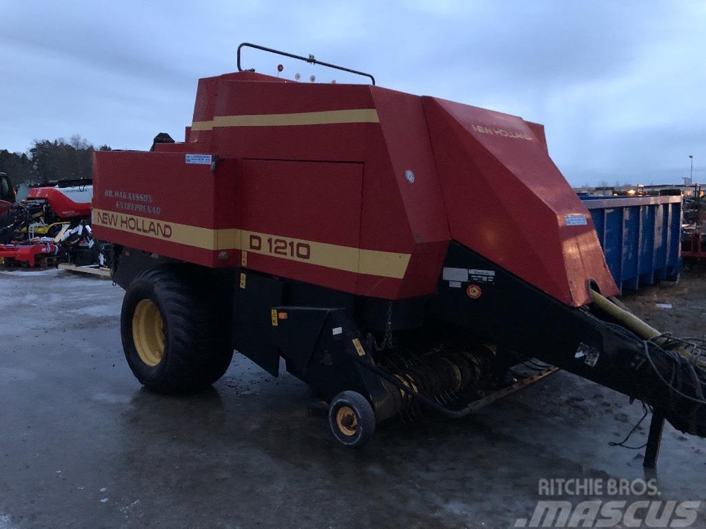 New Holland D 1210 90x120 bigbaler -94