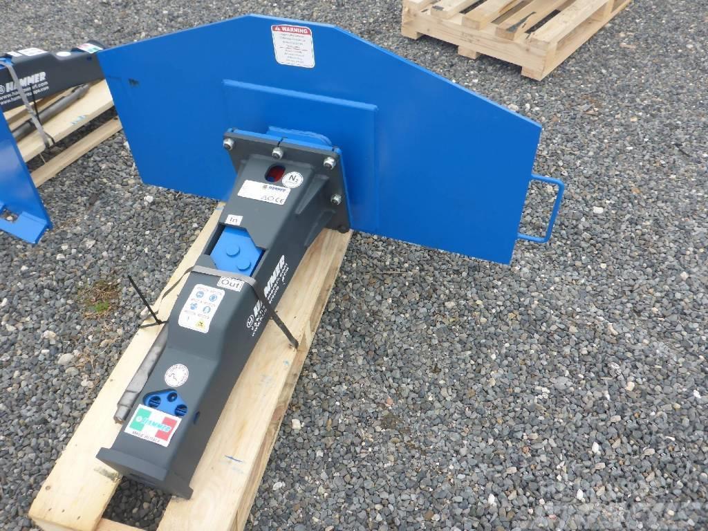Hammer HM 150 Hydraulic breaker 150 KG