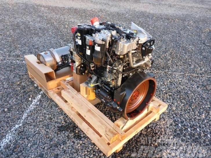 Caterpillar acert 4.4 engine