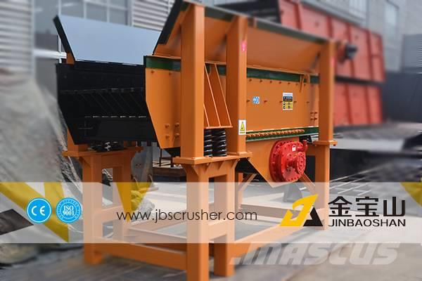 JBS ZSW2042 VIBRATING MOTOR FEEDER FOR CRSUHER PLANT