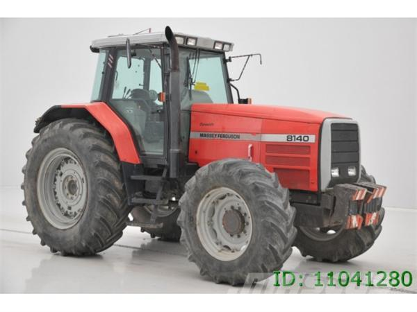 Massey Ferguson 8140 - 4x4 - 170 HP, 1996, Other agricultural machines