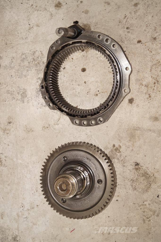 Renault PLANETARY GEAR WITHOUT HOUSING