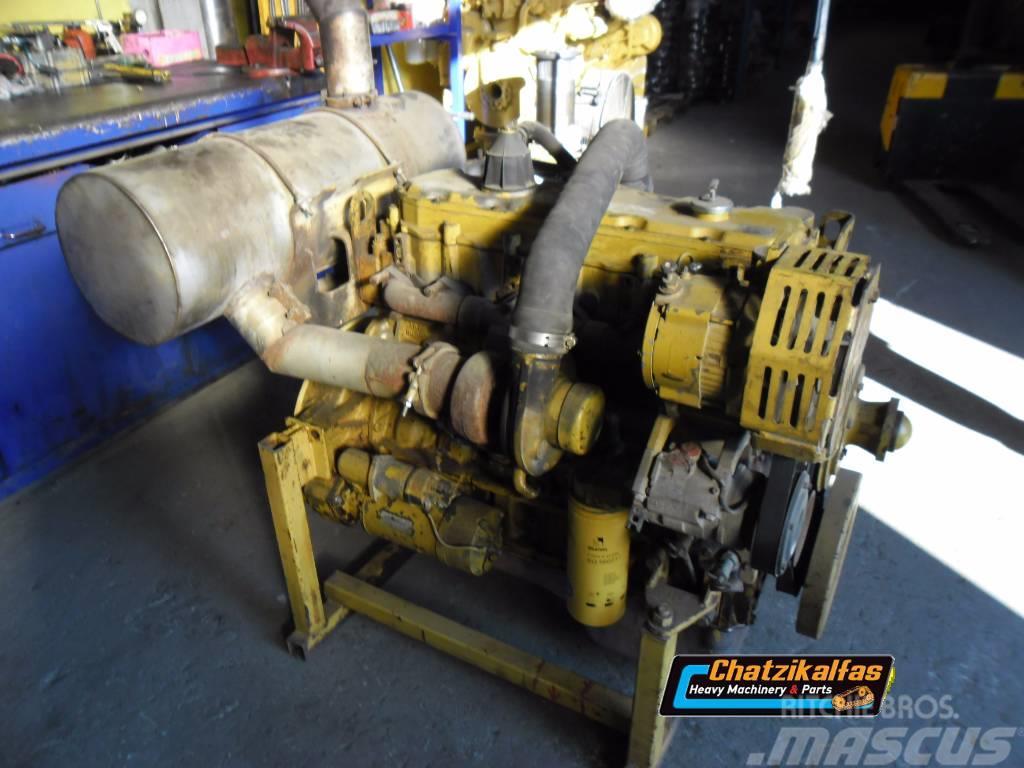 Caterpillar 3126 Engine CAT 325