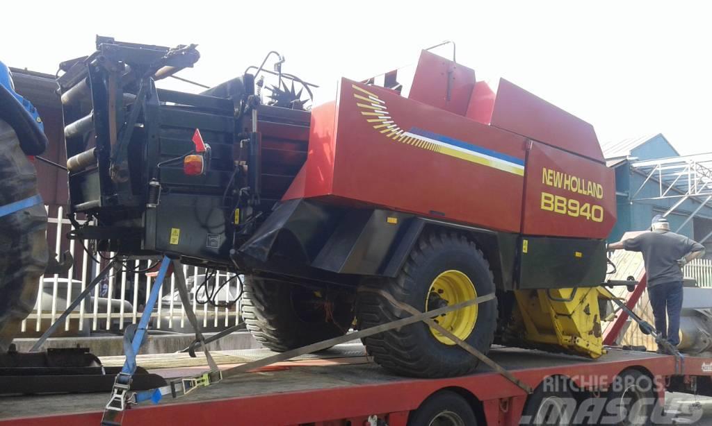 New Holland BB 940