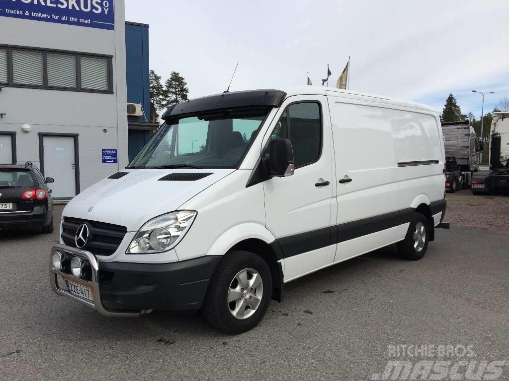 Used Mercedes Benz Sprinter Kasten 316cdi Panel Vans Year