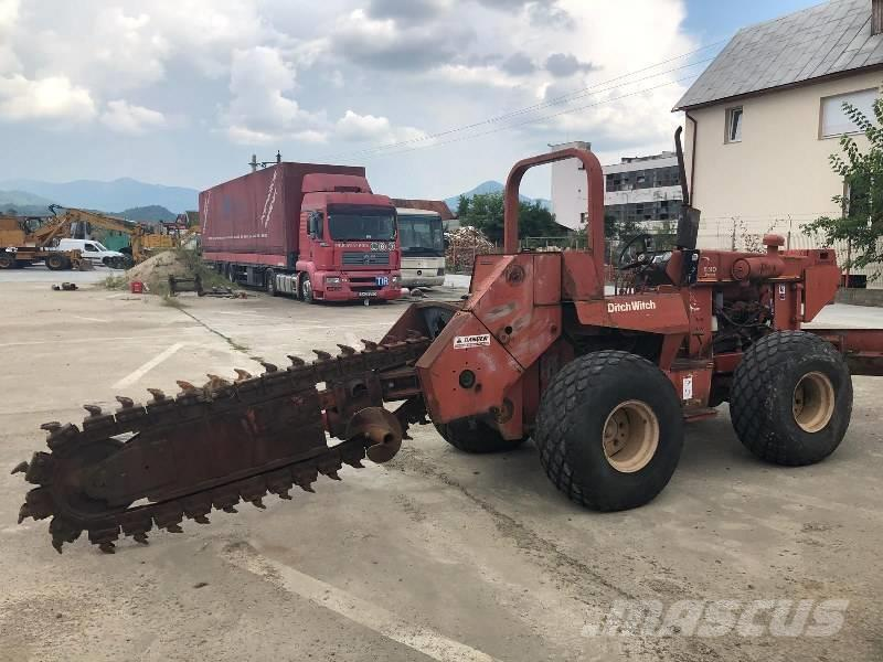 Ditch Witch 6510 D