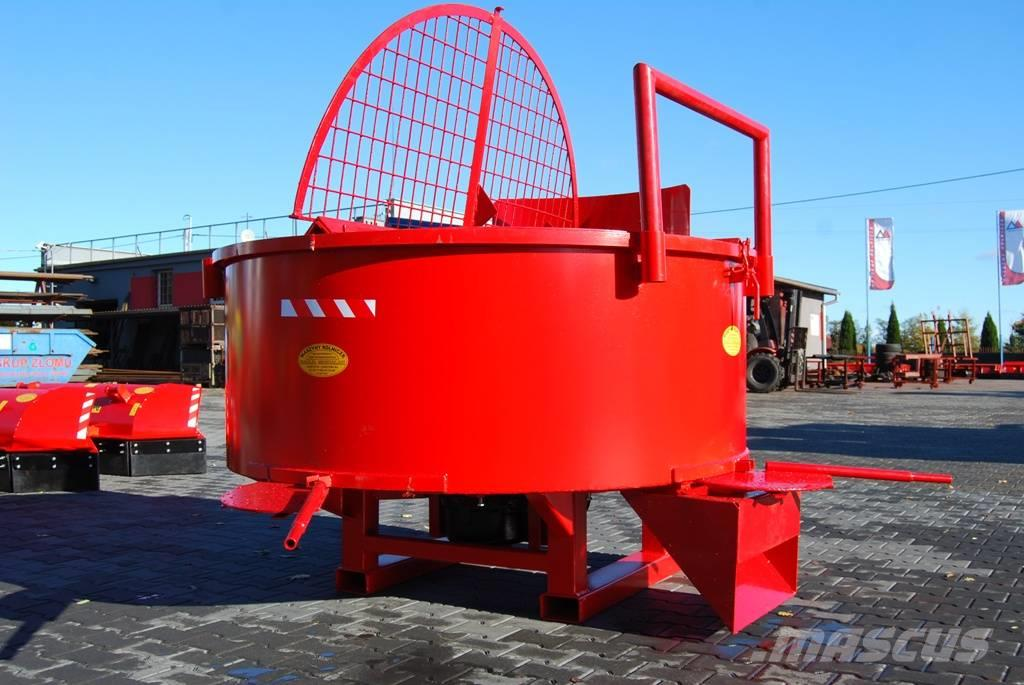 Michalak Mieszalnik 1800l betoniarka WOM/PTO mixer tractor