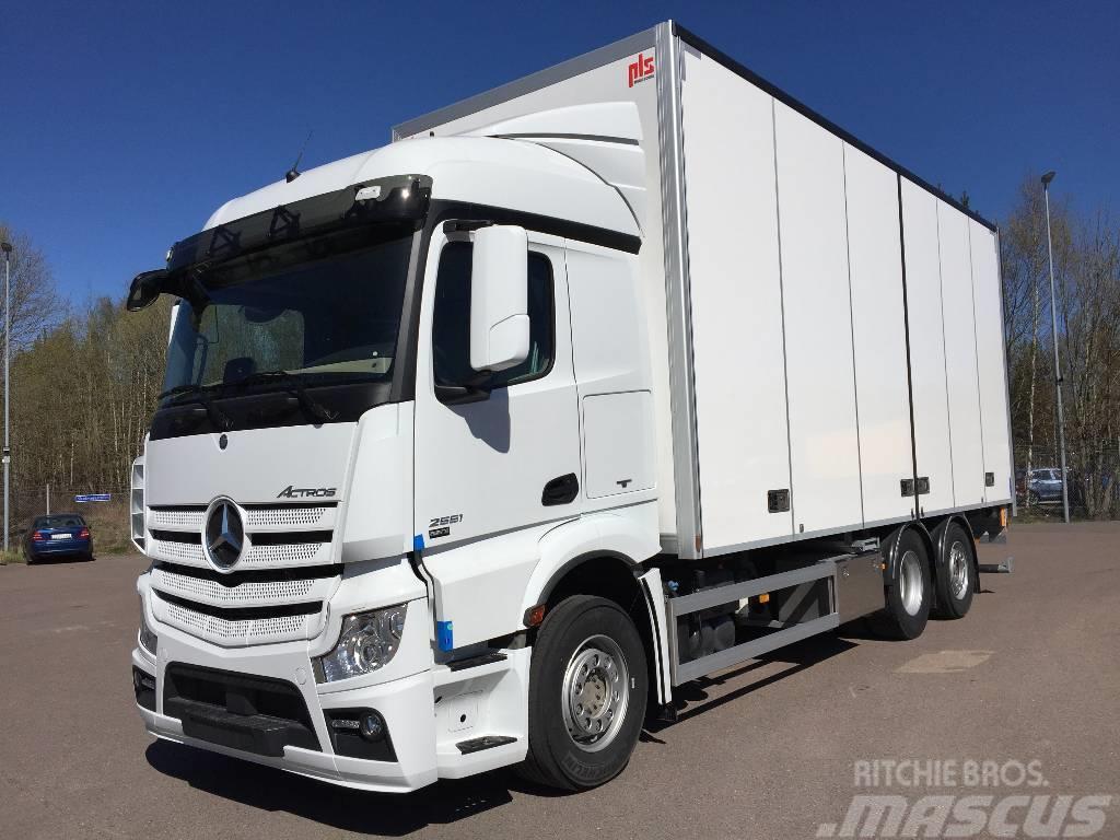Новые грузовики  trucksmercedesbenzru