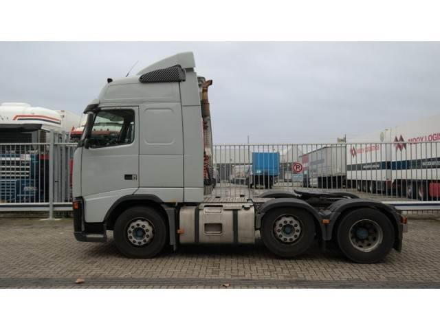 Volvo FH 12/420 6X2 ADR GLOBETROTTER