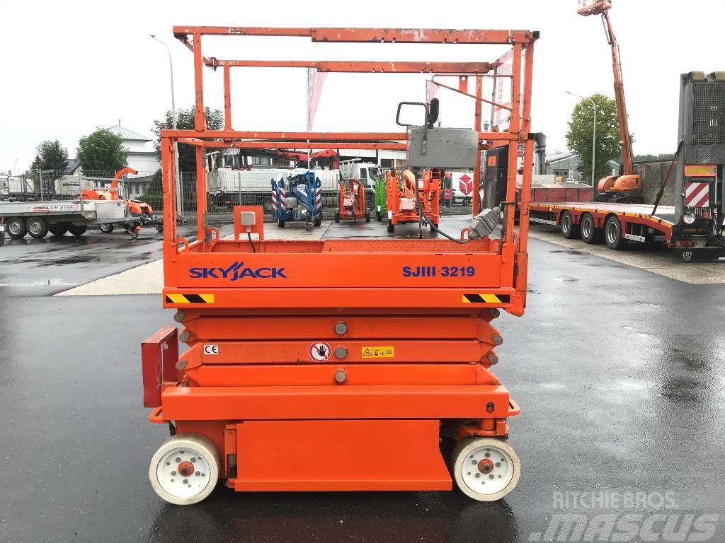 SkyJack SJ3219 elektro 8m (1384)