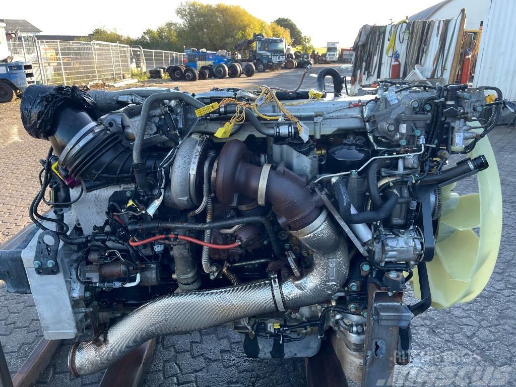 MAN D2676 LF51 500 HP EURO 6 MOTOR