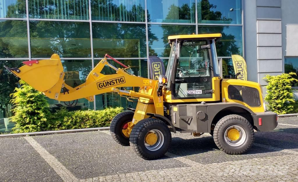 Used G Nstig 916 Gunstig 916 Gwarancja Wheel Loaders Year