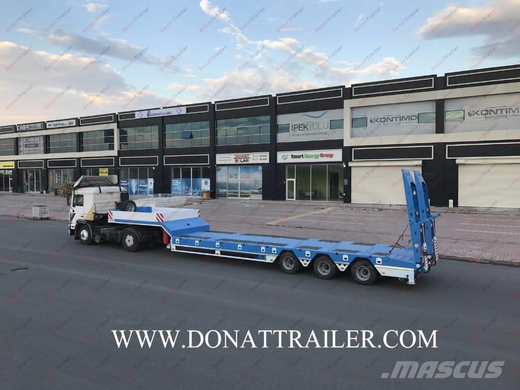 [Other] DONAT  Trailer Donat / Lowbed Semi Trailer