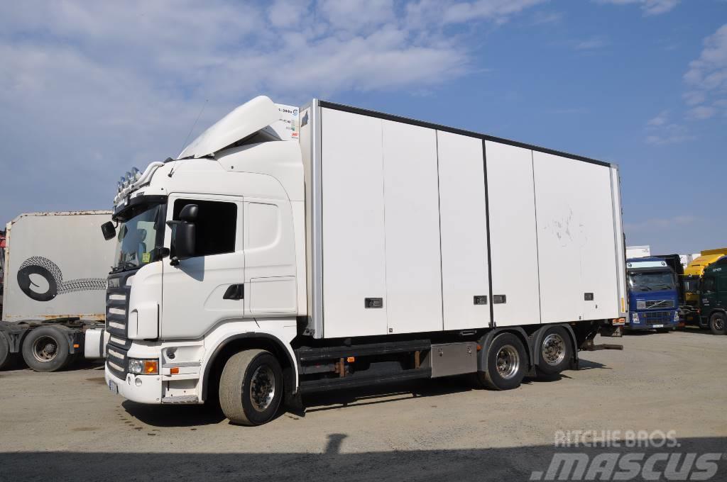 Scania R480LB6X2*4HNB