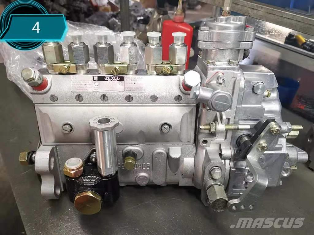 Komatsu PC200-7 PC210LC-7 fuel injection pump 6738-11-1110