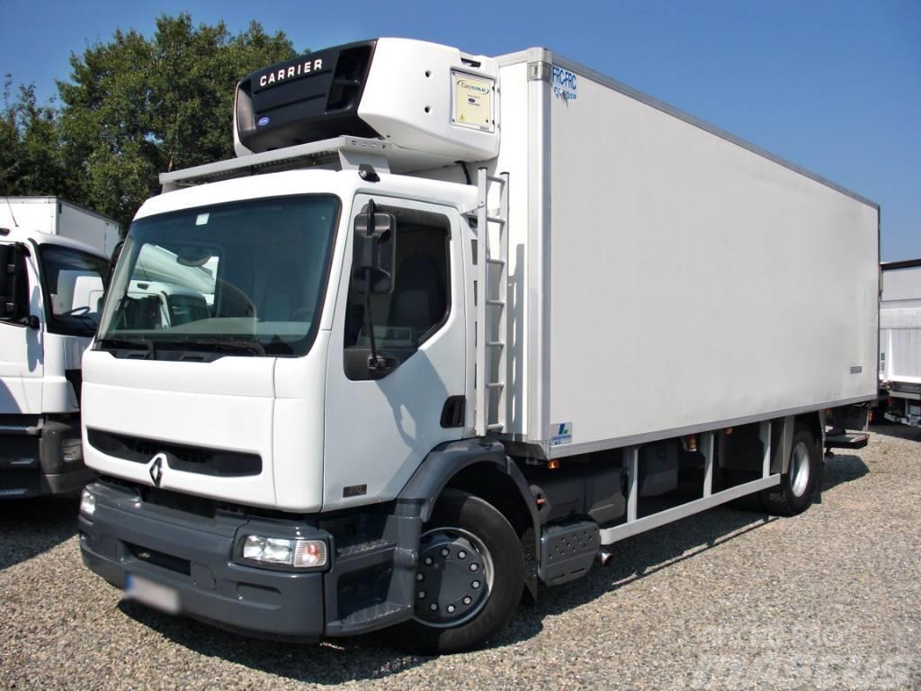 Renault Premium 270.19 Freezer FRC-FRC 18 Palet Lift TELMA