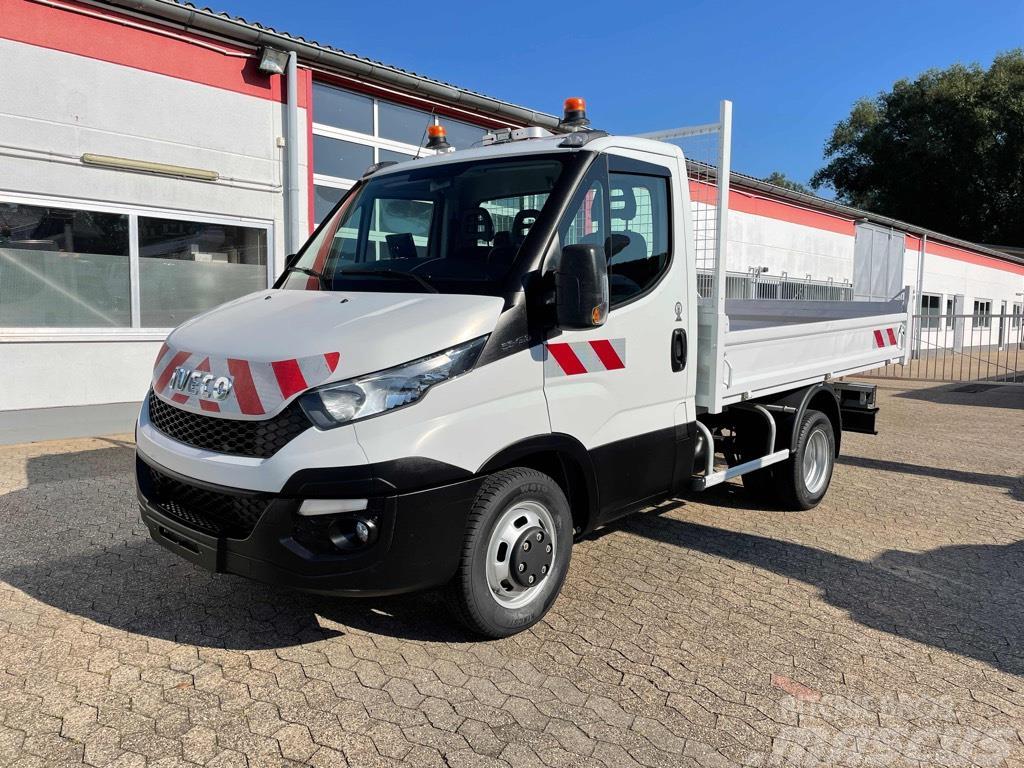 Iveco Daily 35C13 Kipper 3 Sitze 900 kg Nutzlast!