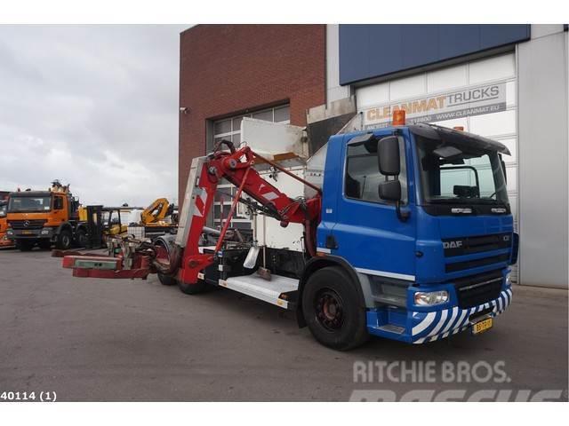 DAF FAN 75 CF 250 Euro 5 Translift side loader
