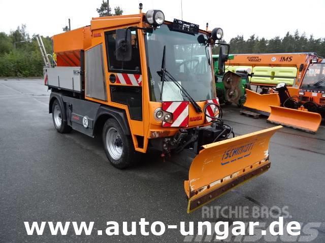Hansa APZ 1003L 4x4 Winterdienst Schild + Streuer