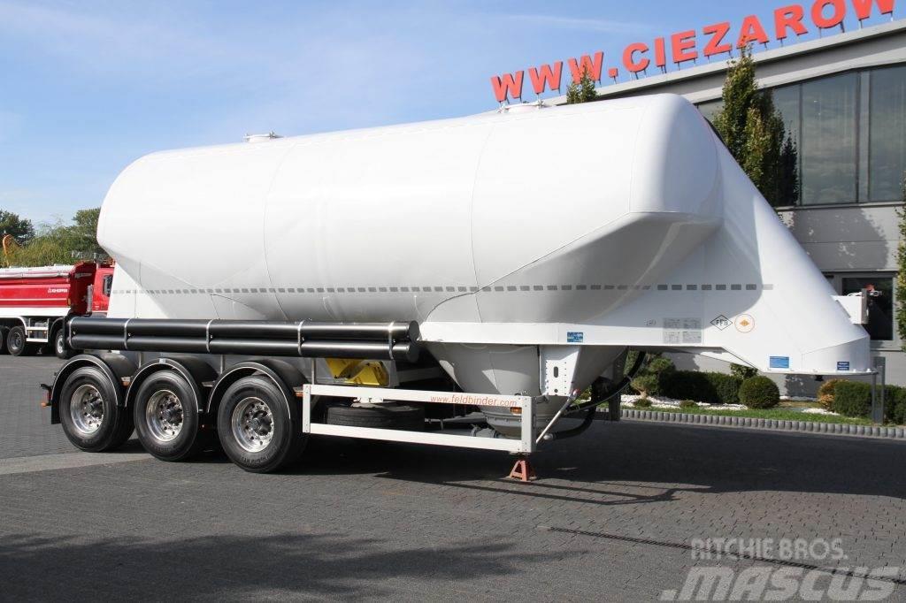Feldbinder TANKER CISTERN EUT 37 m3 NEW 2019