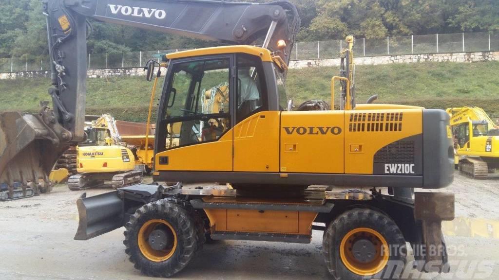 Volvo ew210c