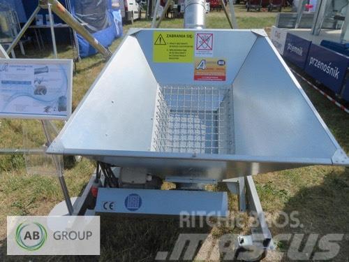 [Other] Agro-Instal Schneckenförderer mit Trichter SLM 200
