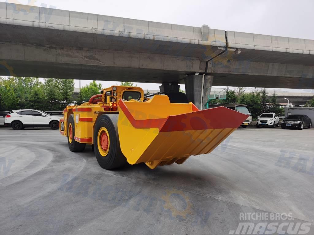 [Other] Hambition Underground Vehicle