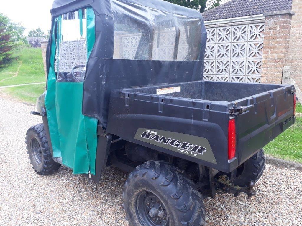 Polaris Ranger HD400