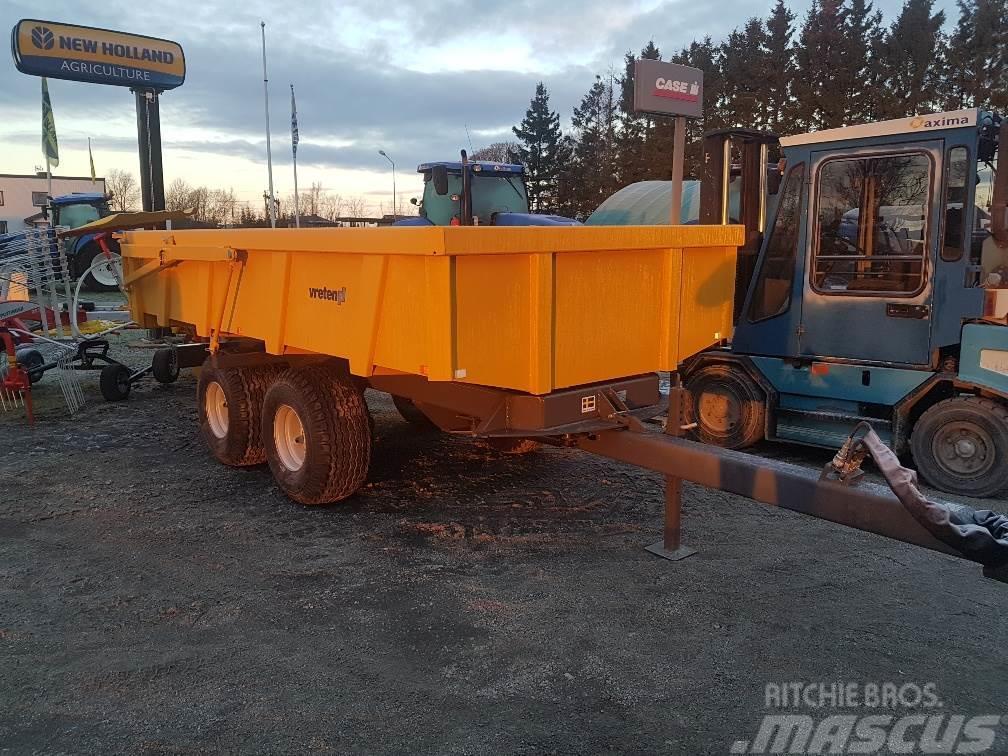 Vreten DK9-RS  grävmaskins dumper