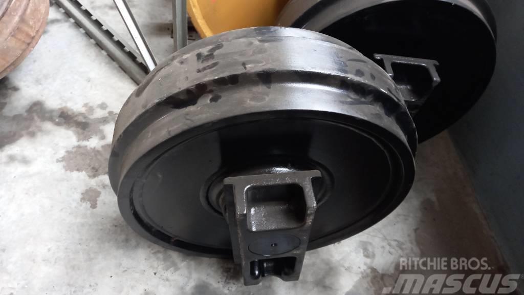 Fiat-Hitachi ruote tendicingolo fh 450.3