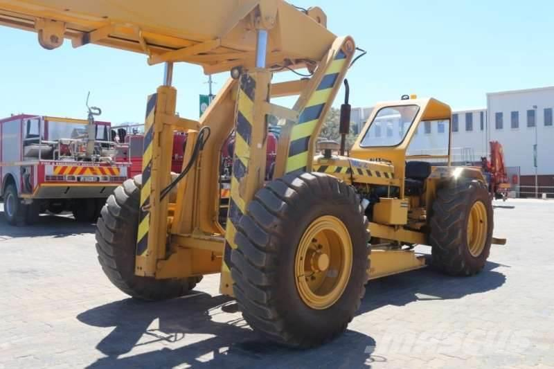[Other] Unspecified 12 Ton Crane