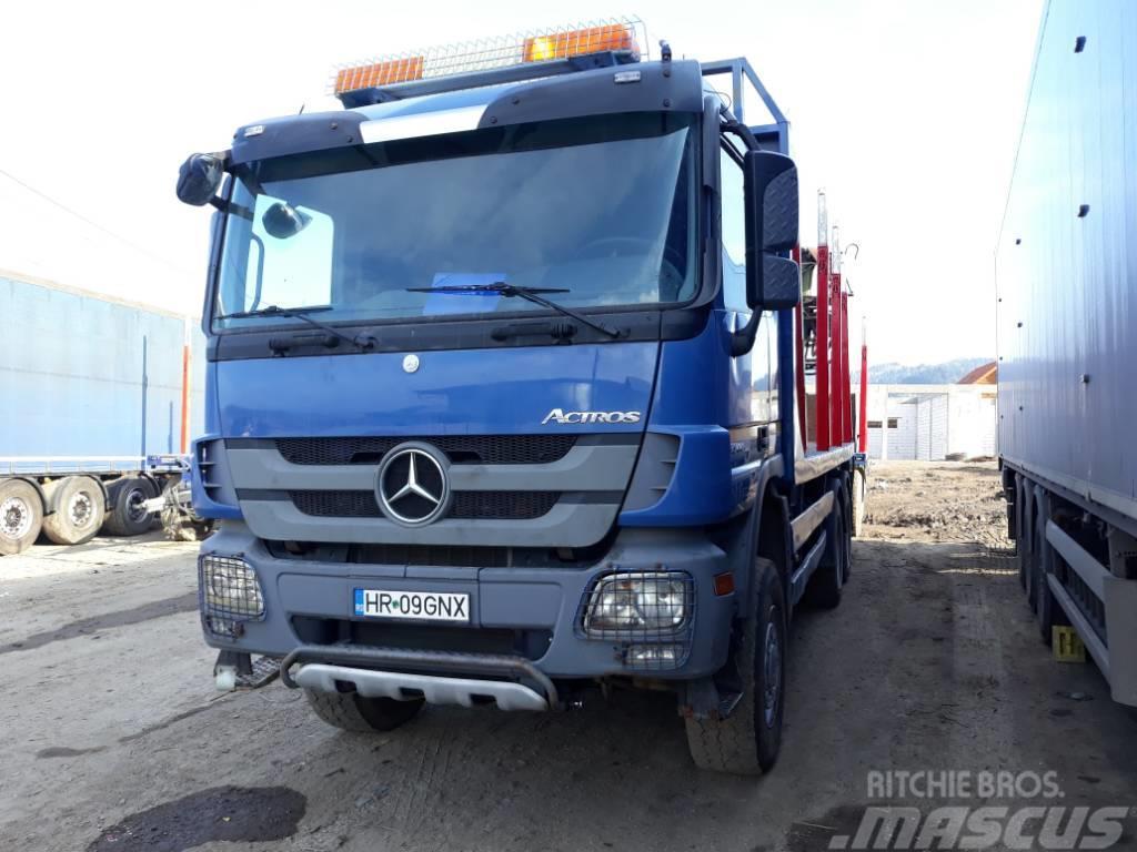 Mercedes-Benz Actros 3344