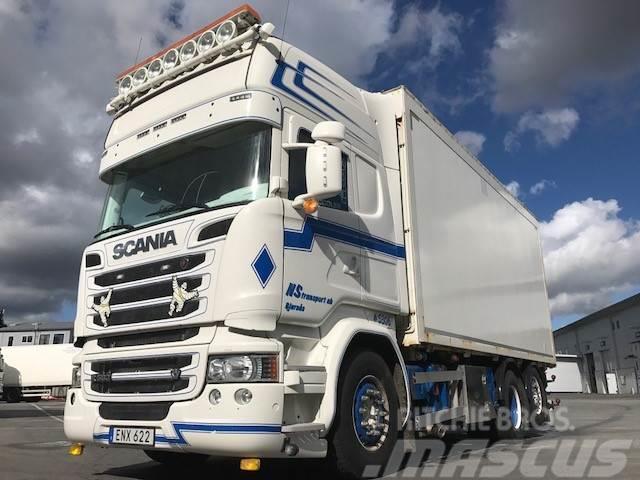 Scania R580 6X2 Euro 6