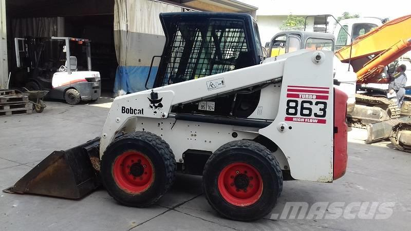 Bobcat 863 H