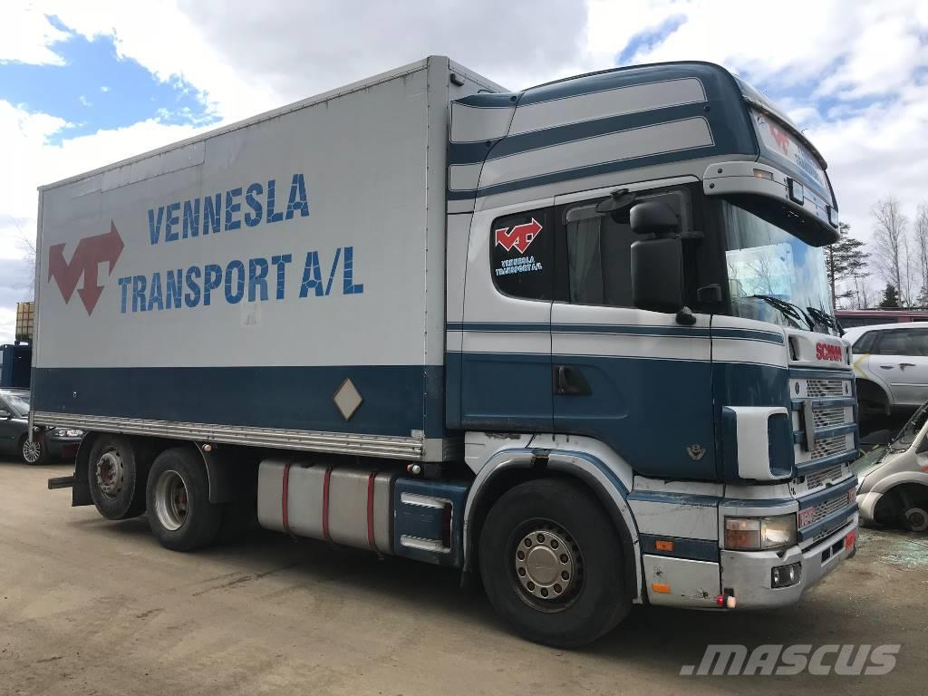 Scania R164-580, For parts