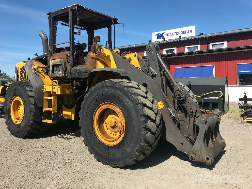 Volvo L 120 F Dismantled for parts