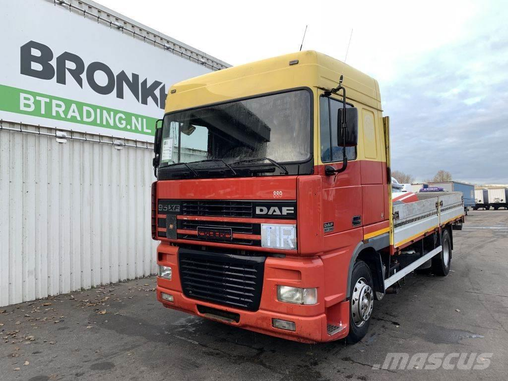 DAF XF 95.380 - 1998 - Euro 2/Manual injector - 5503